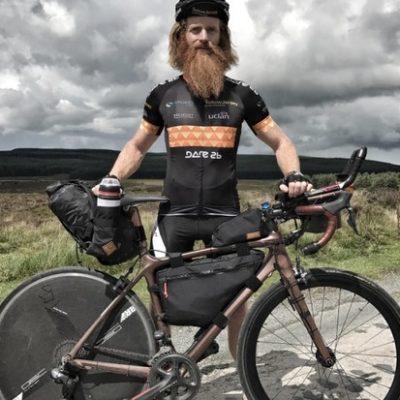 Sean Conway - TRIBEathlon