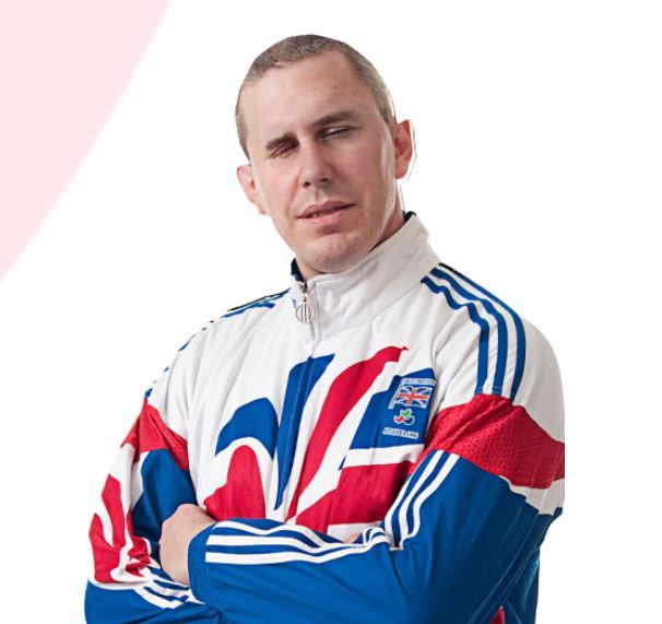Ian Rose Paralympian